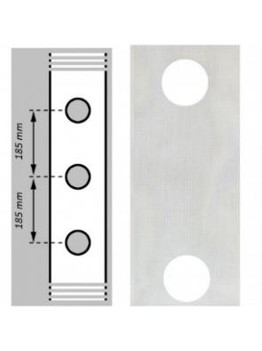 Liso punto algodón orgánico JERSEY FABRIC 1000-420