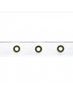 Liso punto algodón bio RIB FABRIC 1150-701