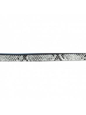 Liso punto algodón orgánico RIB FABRIC 1150-629