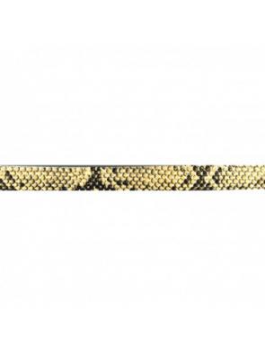 Liso punto algodón orgánico RIB FABRIC 1150-615