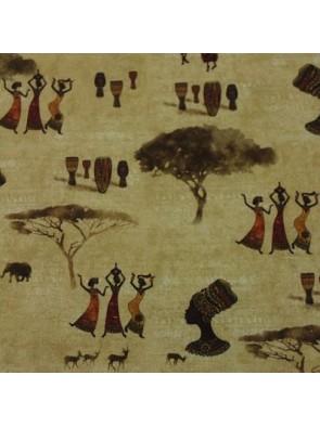 Tejido patchwork Petit Acacia