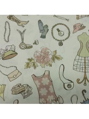 Tejido Petit Dress Vintage