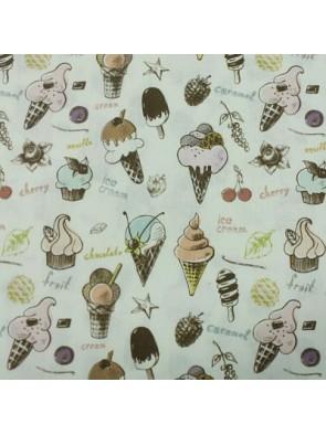 Tejido Petit Ice Cream