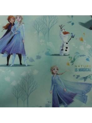 Tejido Nature Frozen 2-A