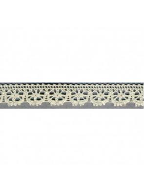 S3273- Puntilla Algodón 13MM