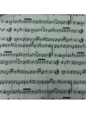 Tejido Music Notas